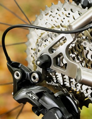 Shimano's XT group is regaining traction after losing out to SRAM 11 speed