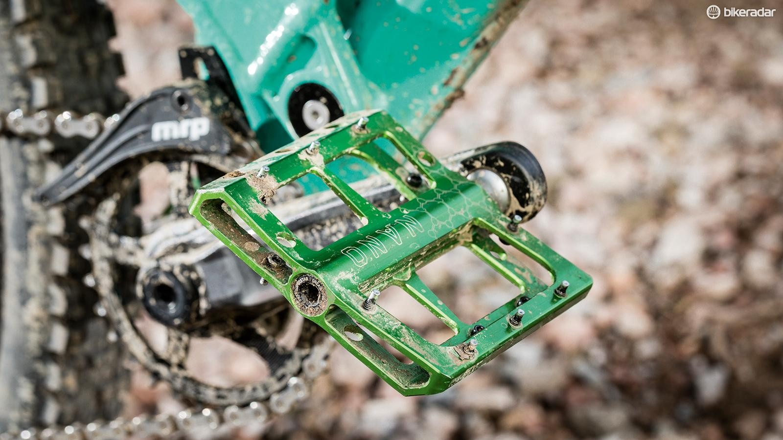 Superstar Nano-x flat pedals