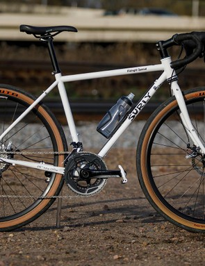The Midnight Special is Surly's take on a modern steel road bike