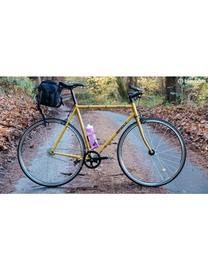 Fixed gear bikes, or 'fixies', are a great low-maintenance option