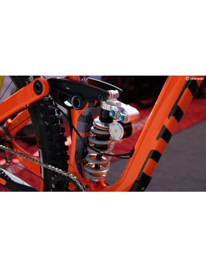 Suspension tuning company / manufacturer PUSH Industries and Niner have teamed up to offer a version of the Eleven Six shock tuned for Niner's long-travel 29er, the RIP 9 RDO