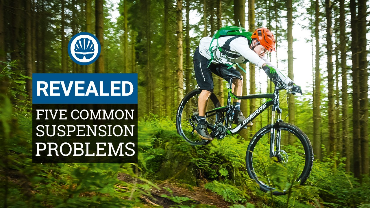 Your suspension set-up could be affecting more than you think