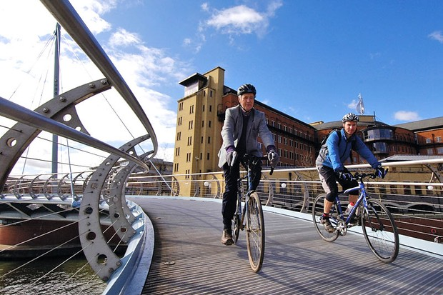 Sustrans bike insurance to help fund National Cycle Network