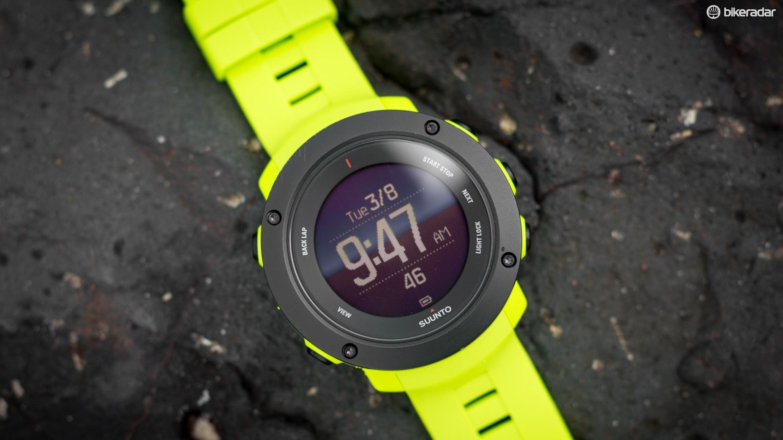 Best gps and smartwatches for cycling how to choose the right one for you bikeradar for Watches with gps