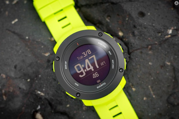 Suunto's Ambit 3 Vertical falls somewhere in the middle of the range of the Ambit series of watches