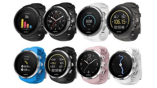 Suunto's Spartan multisport watches pack more features than
