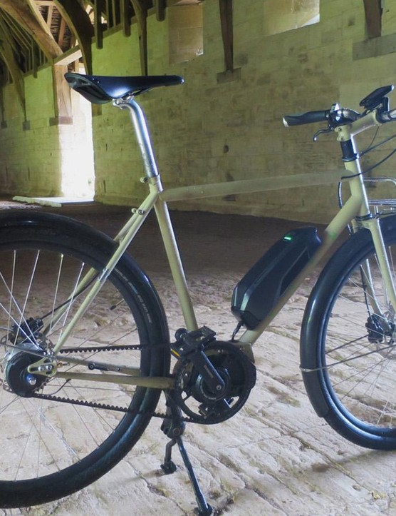 Rarely do utility e-bikes look this good