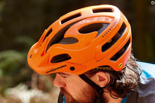 Sweet Protection's Bushwhacker MIPS is a superb helmet –and damn well should be for the money