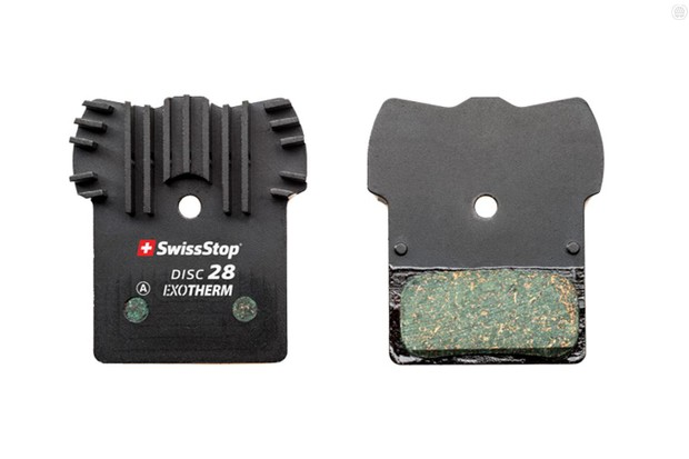 SwissStop has recalled all EXOTherm disc brake pads