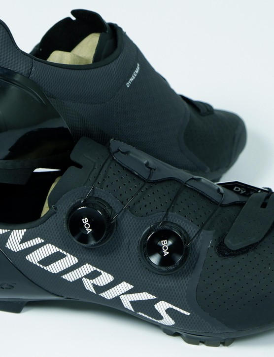 The S-Works Recon MTB shoe is Specialized's new flagship off-road offering