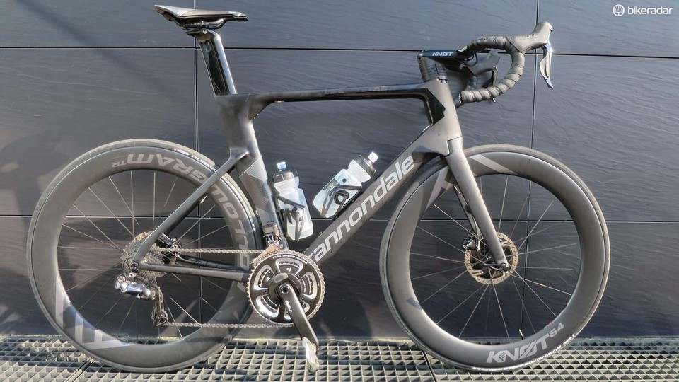 Cannondale SystemSix Hi-Mod Dura-Ace Di2 first ride review