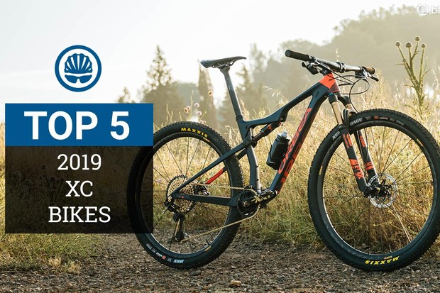 Our top 5 2019 cross-country bikes