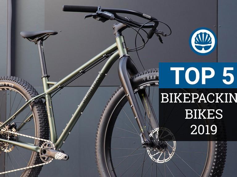 Top 5 bikepacking bikes