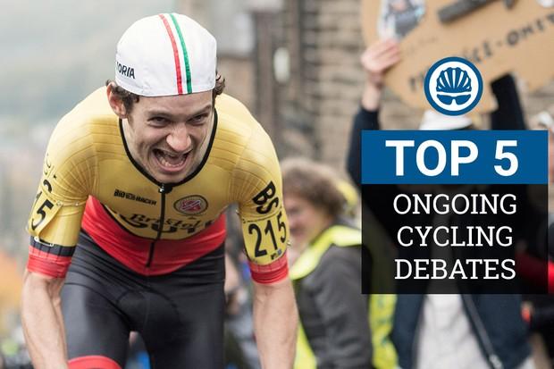 Top 5 cycling debates that just won't die