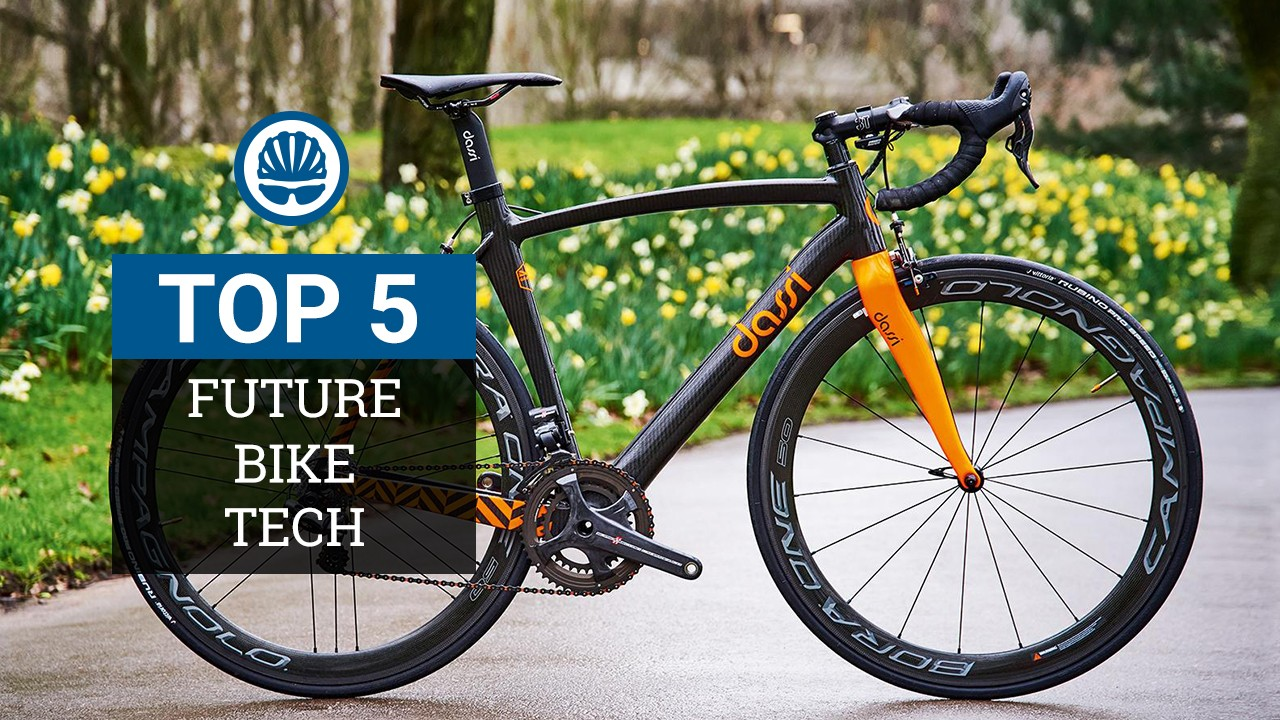 The futuristic tech we want for our bikes