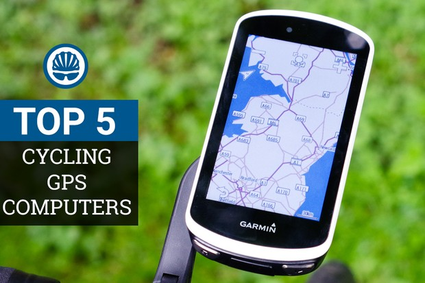 Top 5 GPS cycling computers