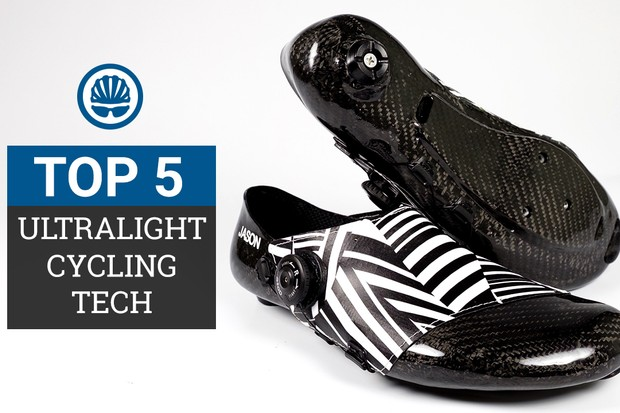 Top 5 weight weenie cycling products