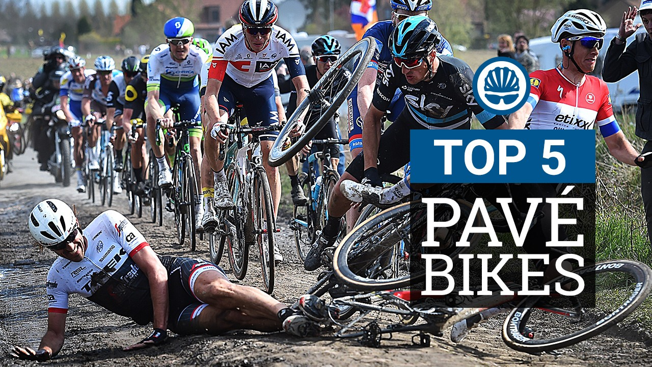 Top 5 pro pavé bikes