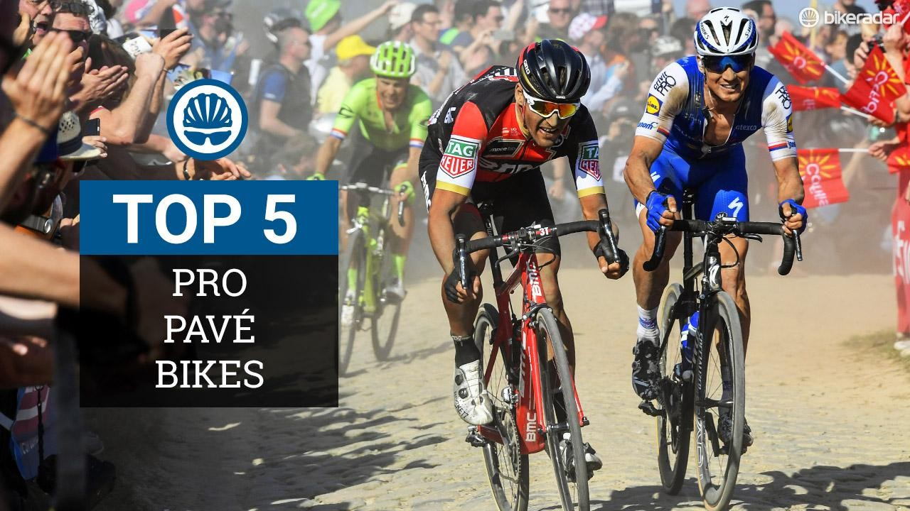 Our top 5 pave racers