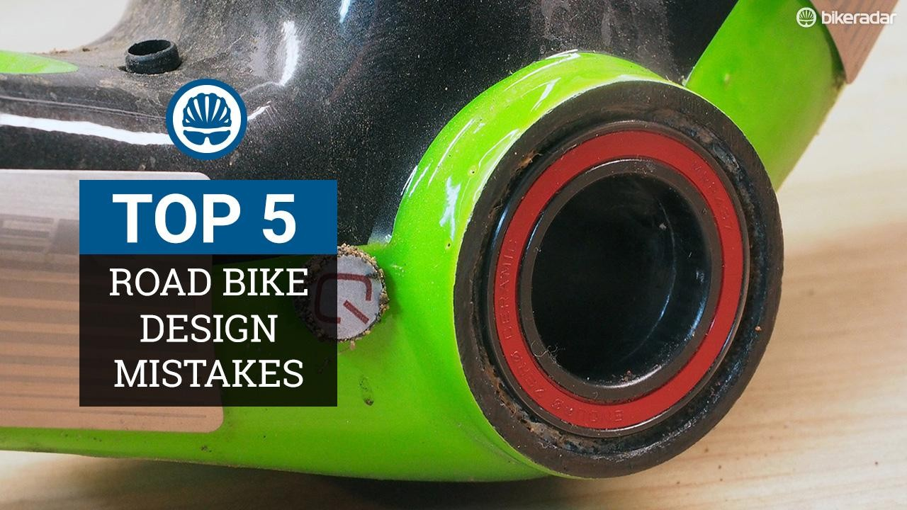 Modern road bikes are incredible, but there are certain features that continually grind our gears