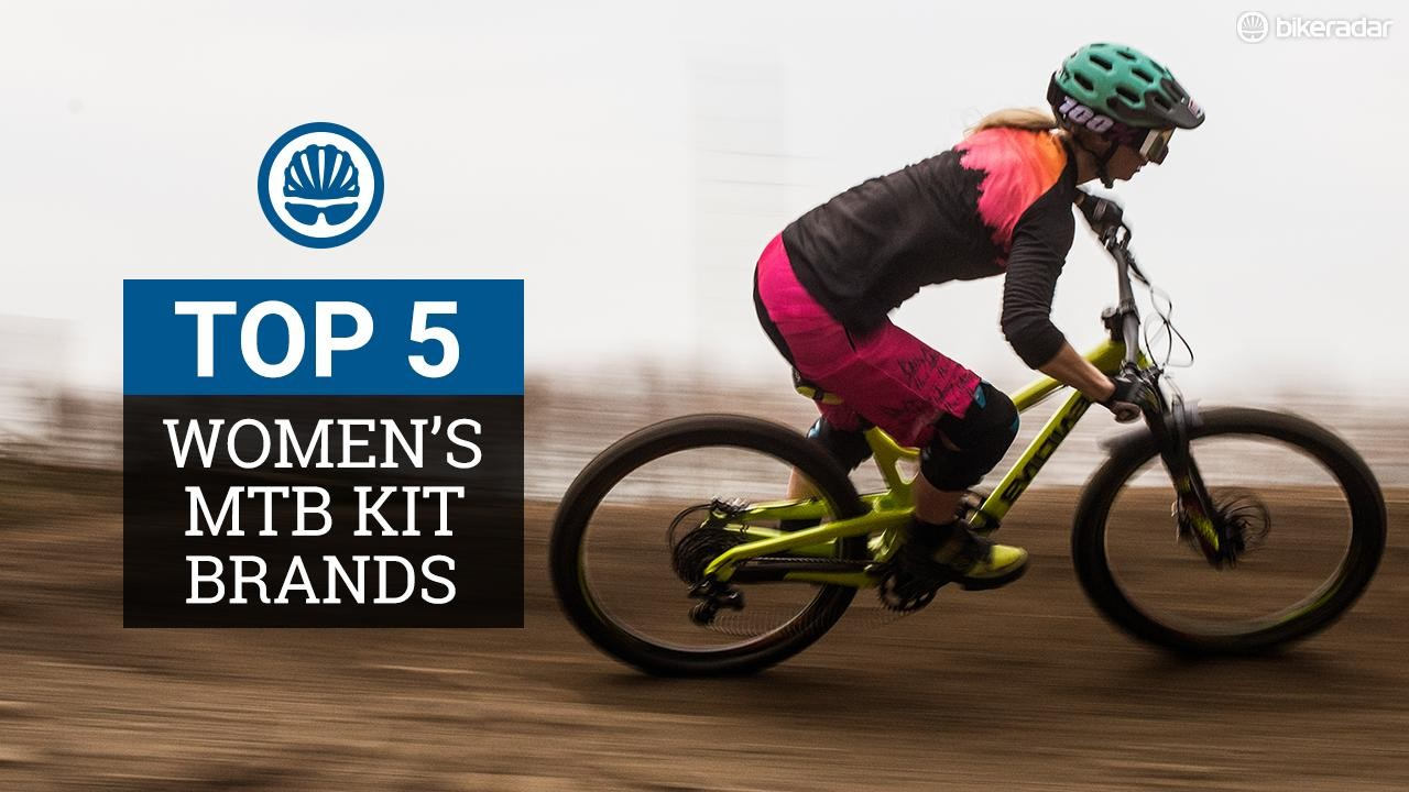 5 up-and-coming women's mtb brands you should know about