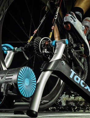 Use a turbo trainer to perform some classic sweet-spot training