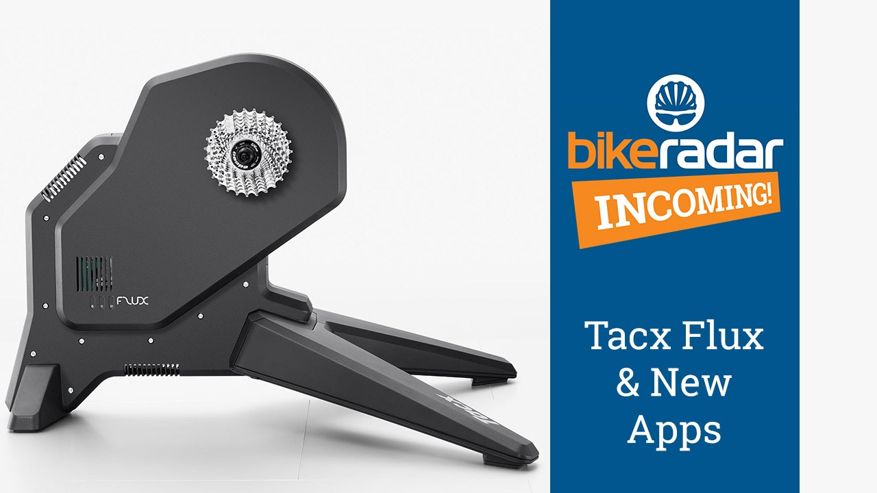 Tacx talks Flux at Eurobike