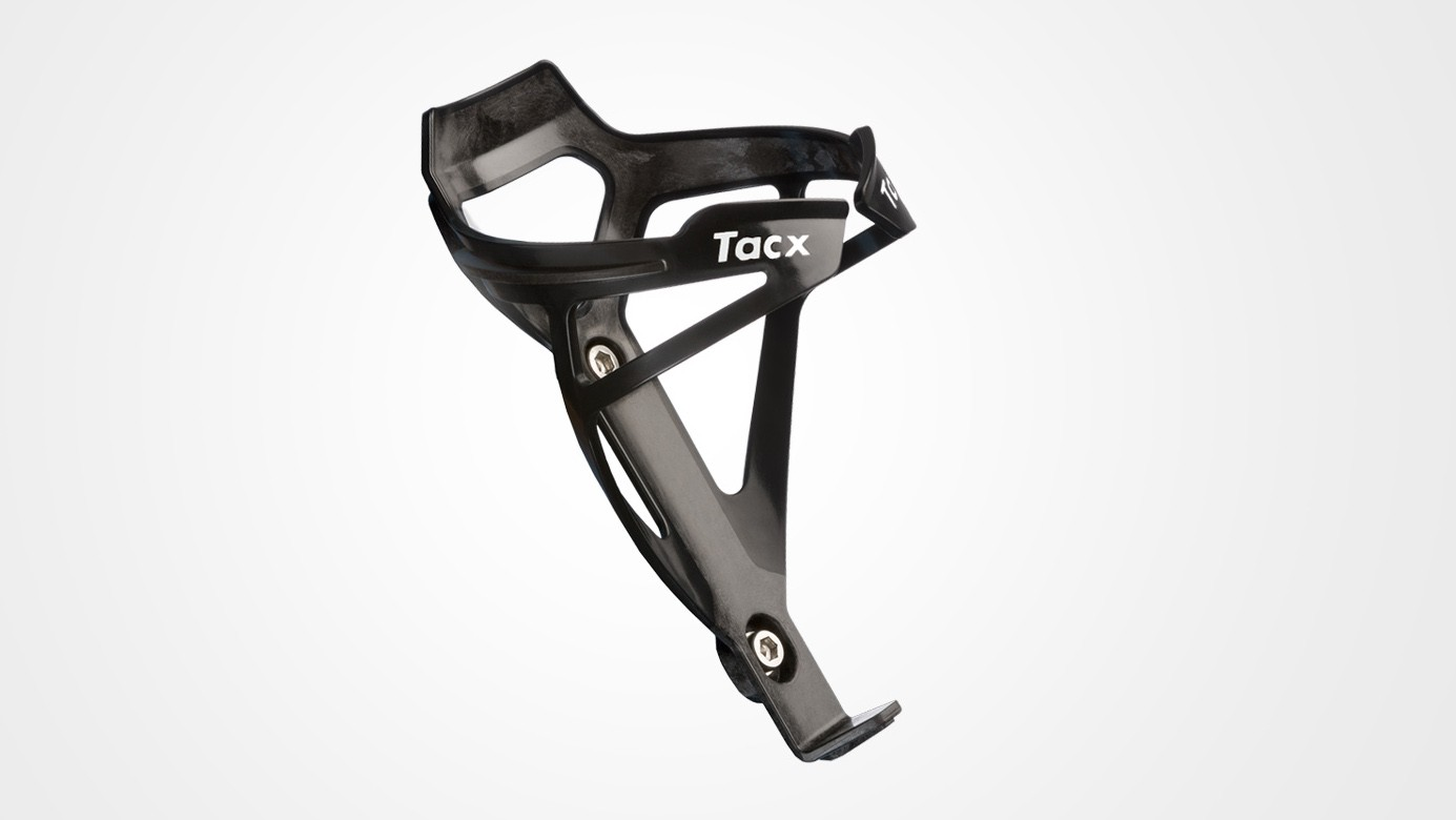 Why have a bottle cage when you can have a CARBON bottle cage?