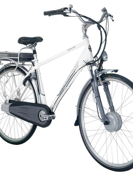 The Tailwind e-bike
