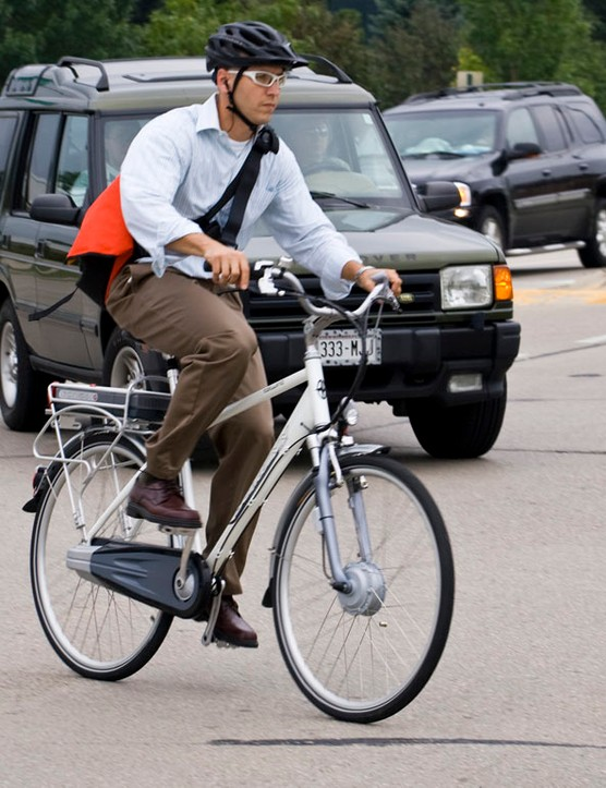 Schwinn hope the new Tailwind will be used by urban riders