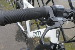 Mushroom grips will appease the old-school BMXer's out there
