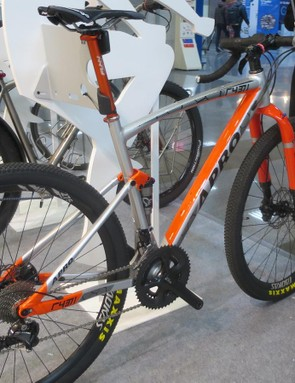 Apro's Ranger: it's a gravel bike but not as you know it