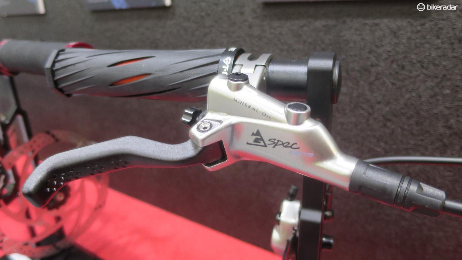 TRP's G-Spec Slate brake was designed and developed with plenty of input from Aaron Gwin