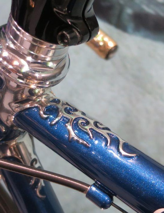 The highly ornate yet elegant lug work really sets the Cameo apart from the crowd