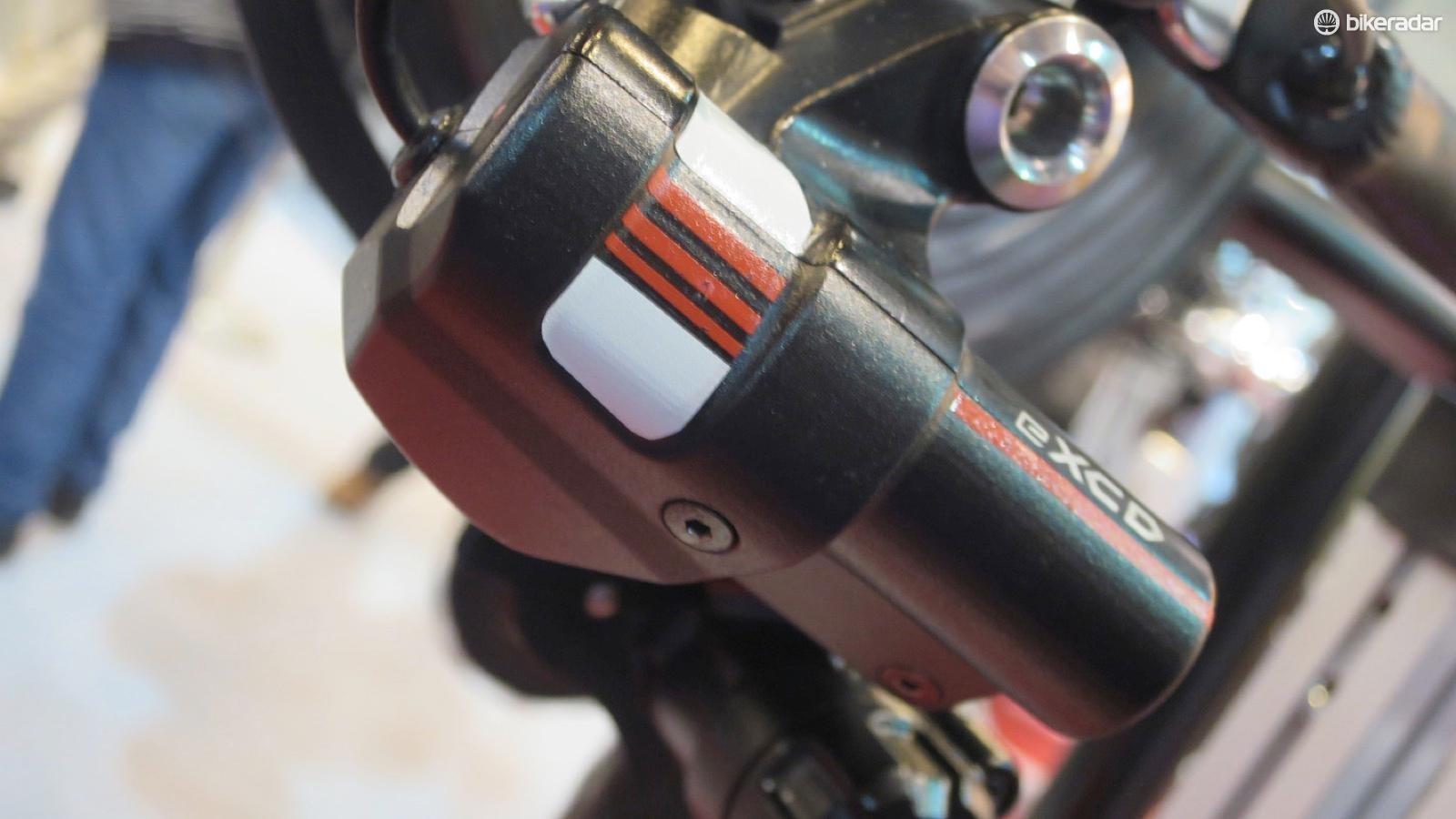 A closer look at Microshift's eXCD rear derailleur