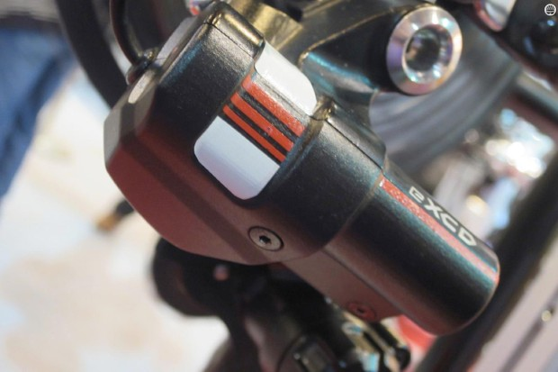 A closer look at Microshift's eXCD rear derailleur