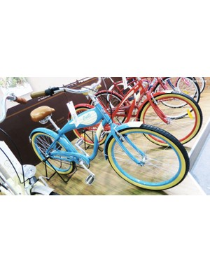 Of which this Sky Bluebeach cruiser number is our pick of the pack