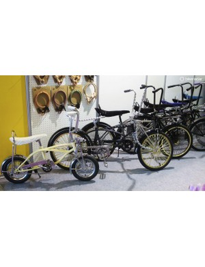 Lowrider offer a massive range of impractical bikes for every age