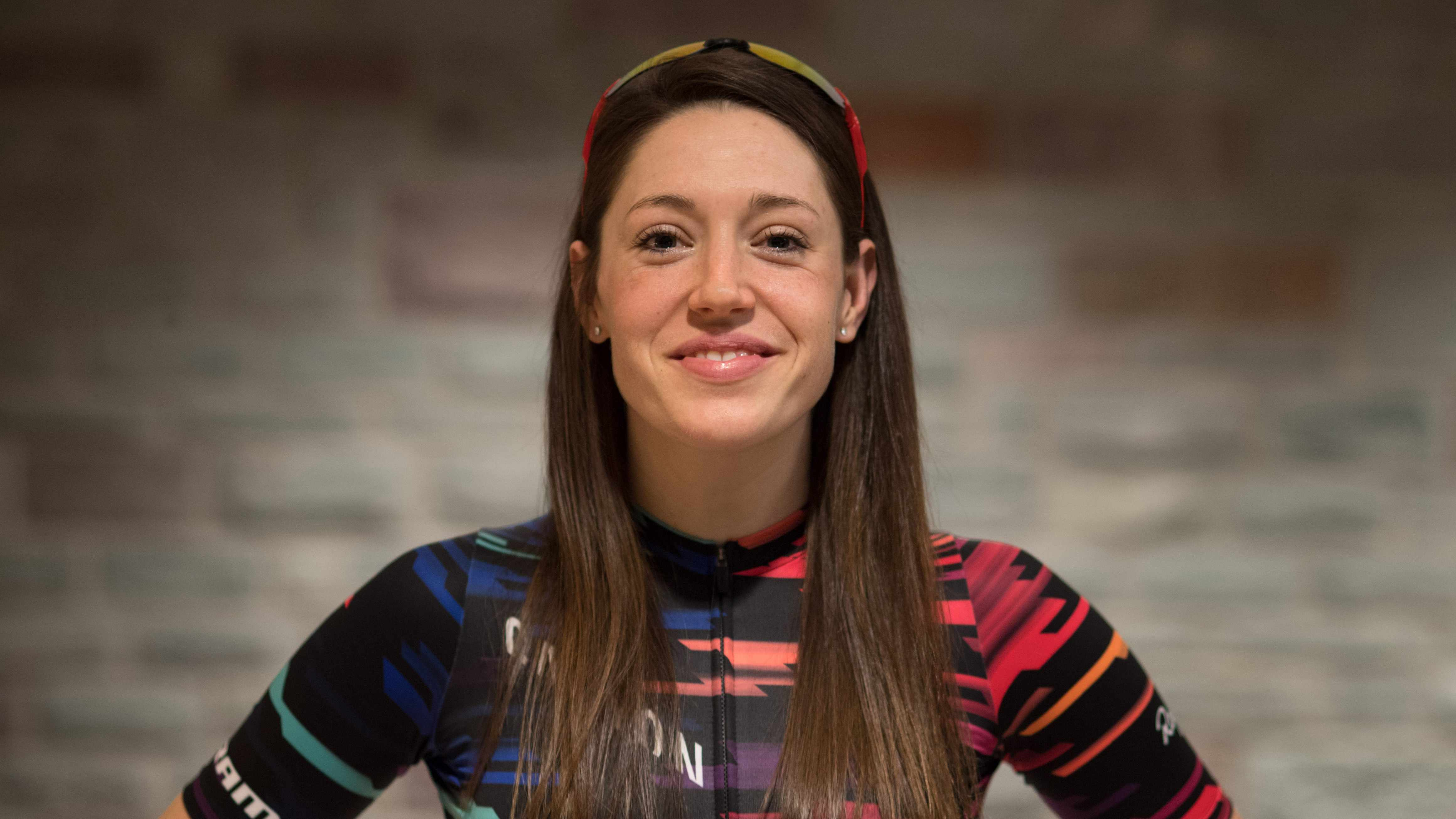 Tanja Erath is the winner of the Canyon//SRAM academy 2017