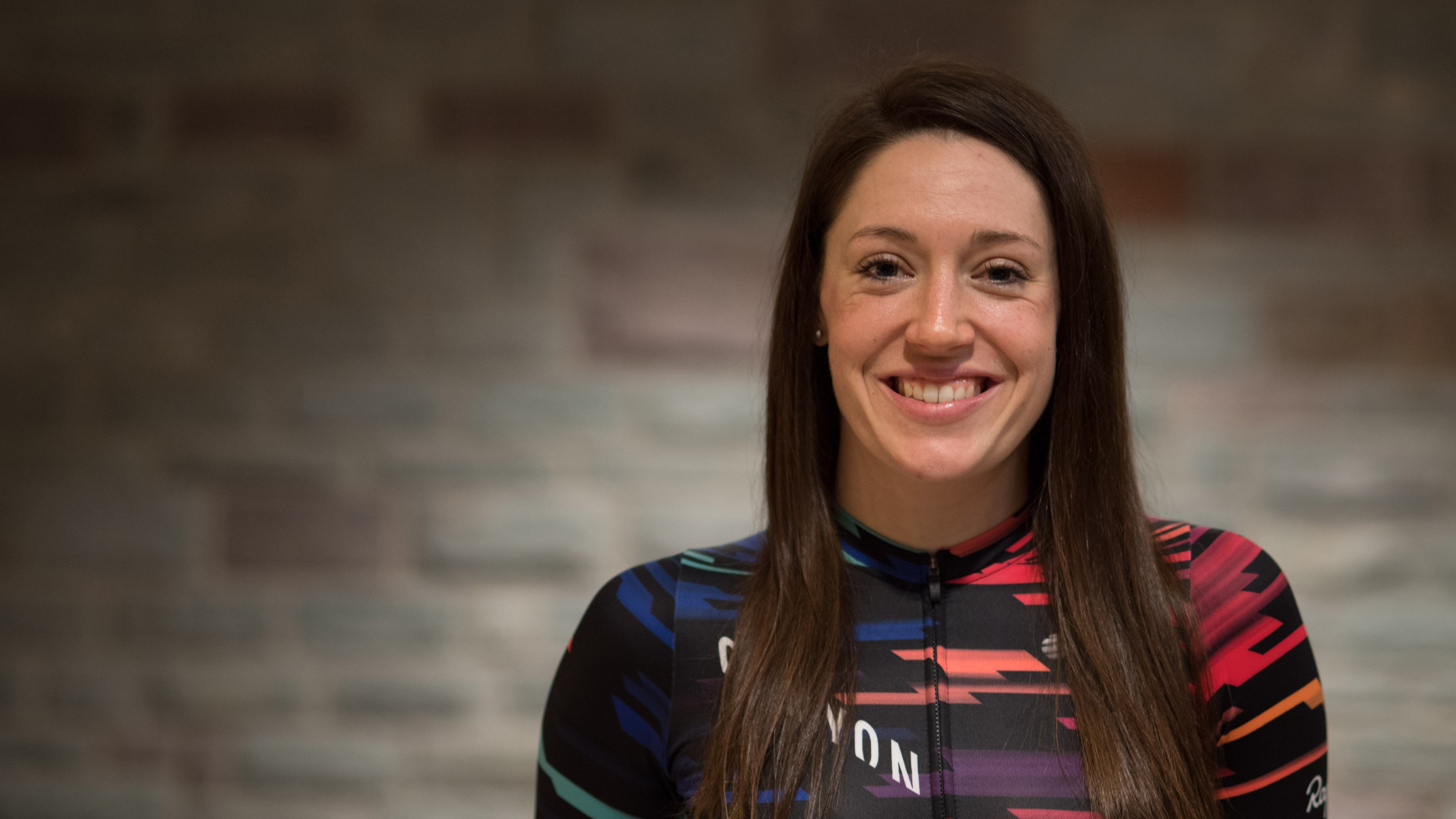 Erath, a qualified nurse, juggled training and competing in the Zwift Academy with her academic studies