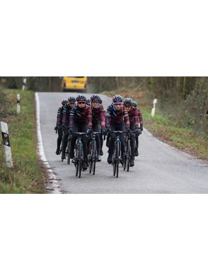 The final three joined the team at a training camp in Koblenz, Germany