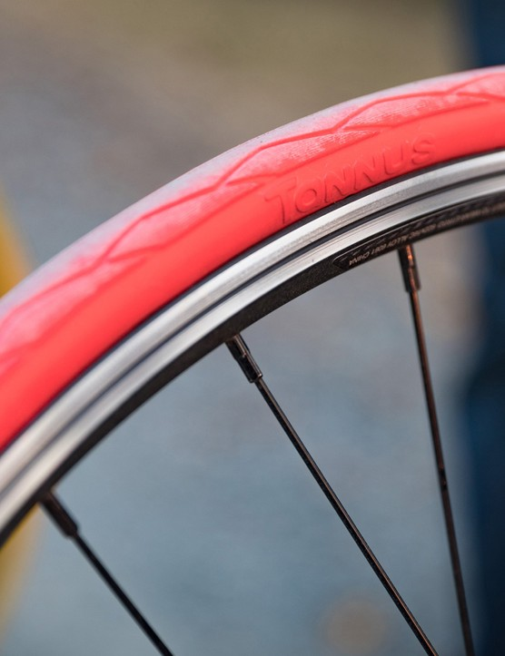 According to Tannus, its tires can be used on standard rims