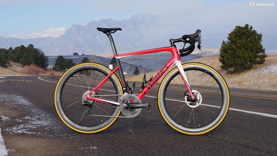 22255bafcf9 Specialized S-Works Tarmac SL6 Disc review - Road Bikes - Bikes ...