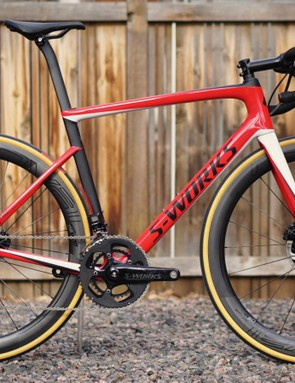 The Specialized S-Works Tarmac SL6 Disc is easily one of the world's best disc race bikes