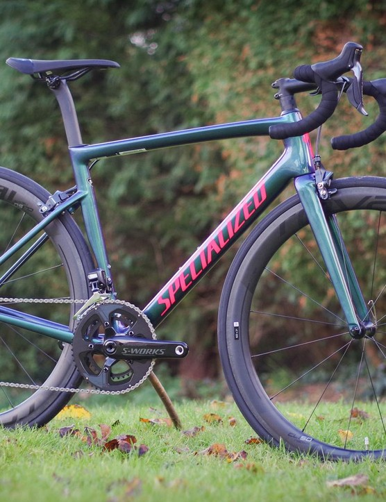 The 2018 Specialized Tarmac Pro is a magnificent thing