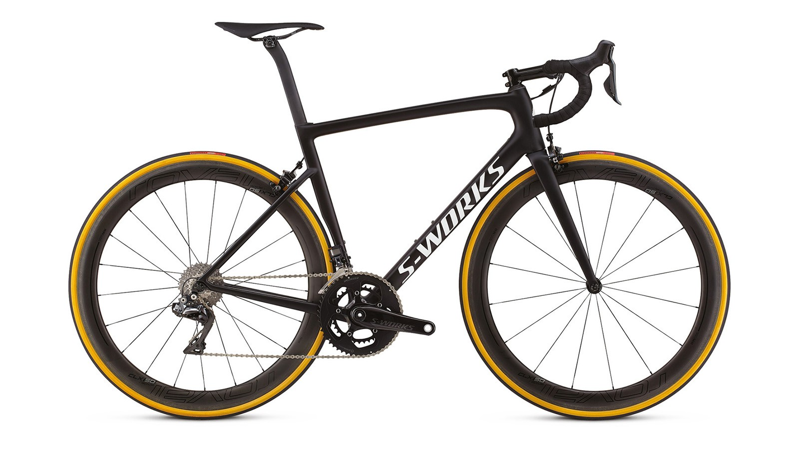 The price of entry into S-Works territory is an order of magnitude above the standard frame