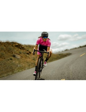 The new womens S-Works is available in two complete builds as well as a frameset