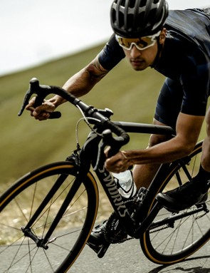 S-Works options in the men's range include four complete bikes and three framesets