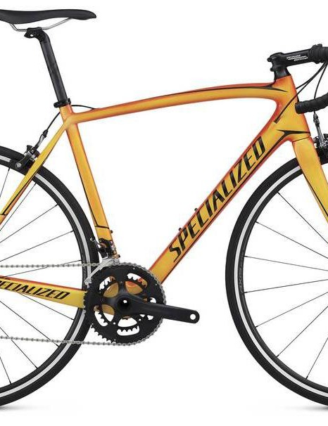 The Specialized Tarmac Sport offers a very balanced ride