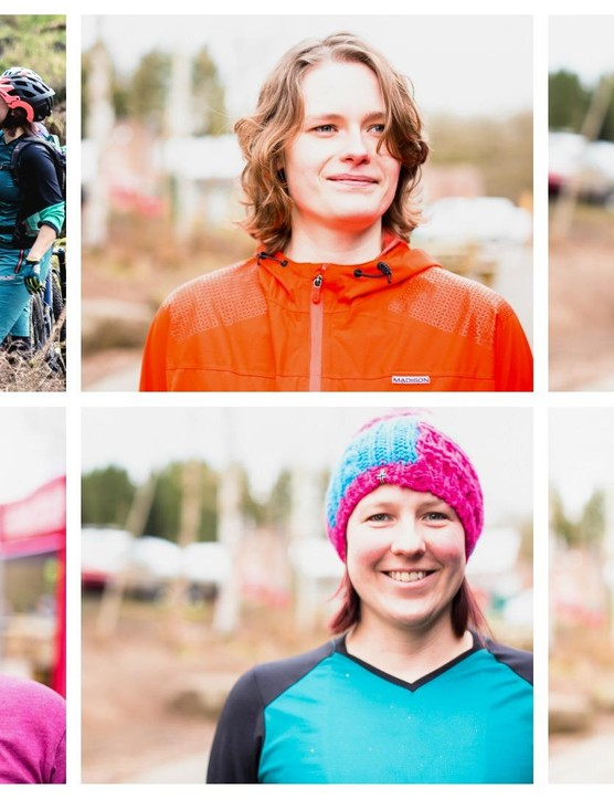 Introducing the Women's Trail Bike of the Year reader test panel